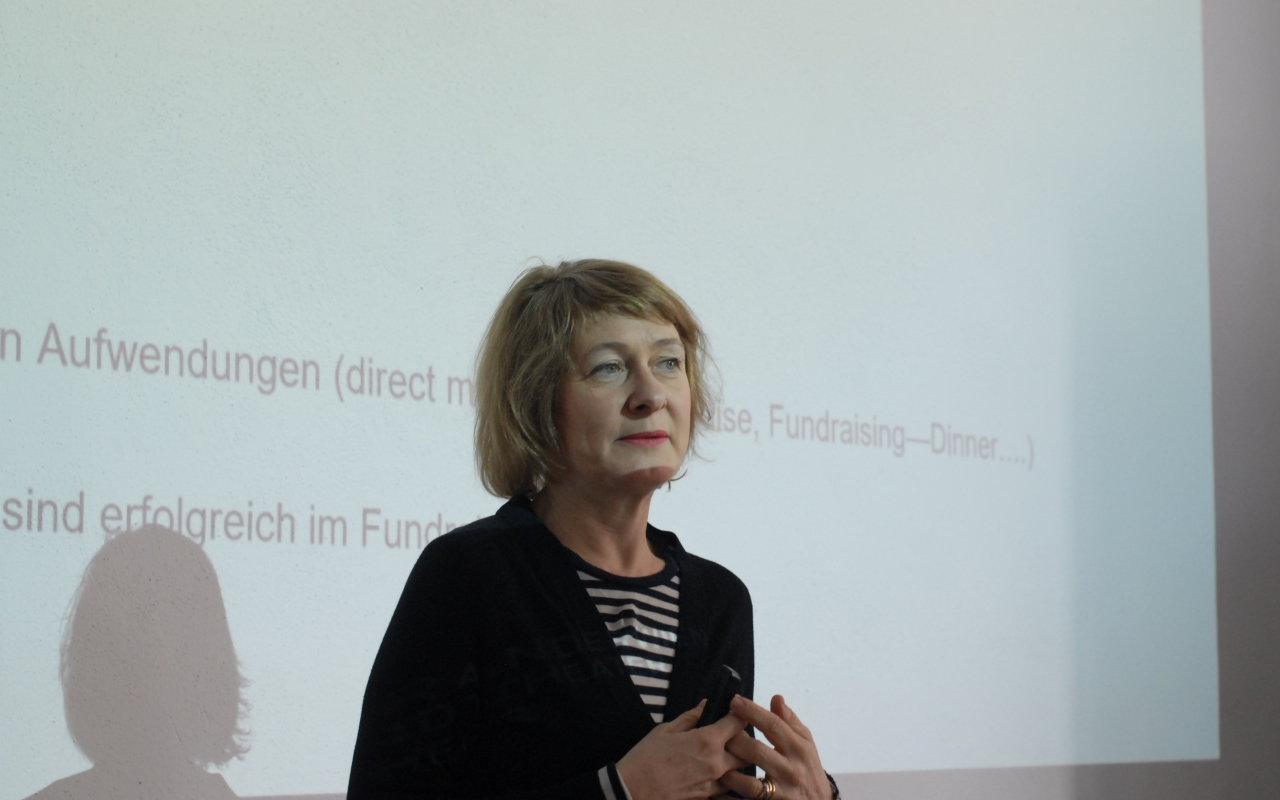 Ulrike Spann Kulturmanagement Tag 2019