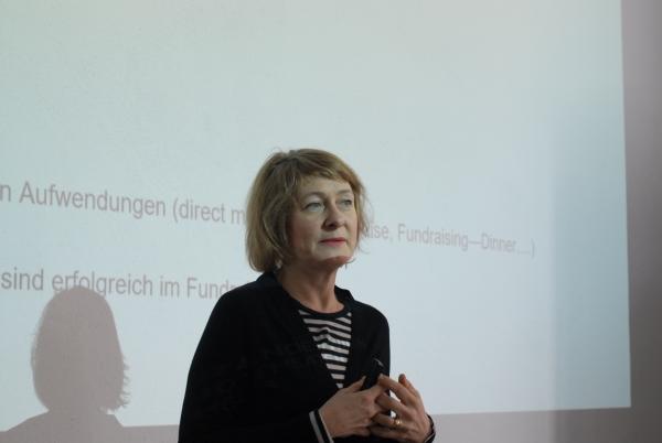 Ulrike Spann Kulturmanagement Tag 2019