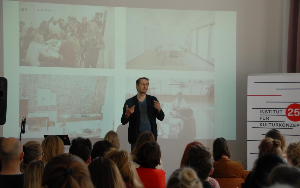 Stefan Leitner-Sidl Markhof Kulturmanagement Tag 2019