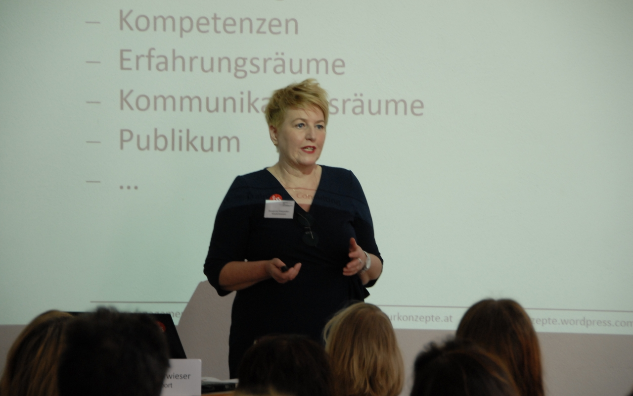 Susanne Kappeler-Niederwieser Kulturmanagement Tag 2019