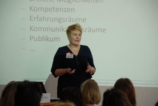 Susanne Kappeler-Niederwieser Kulturmanagement Tag 2019