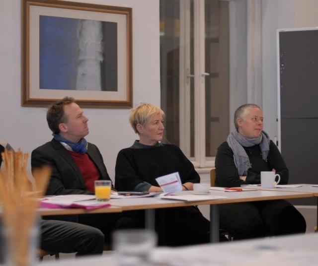 Round Table Personalentwicklung Kulturfairmitteln