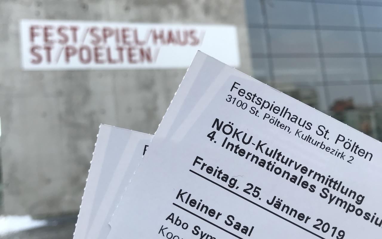 Symposium Kulturvermittlung