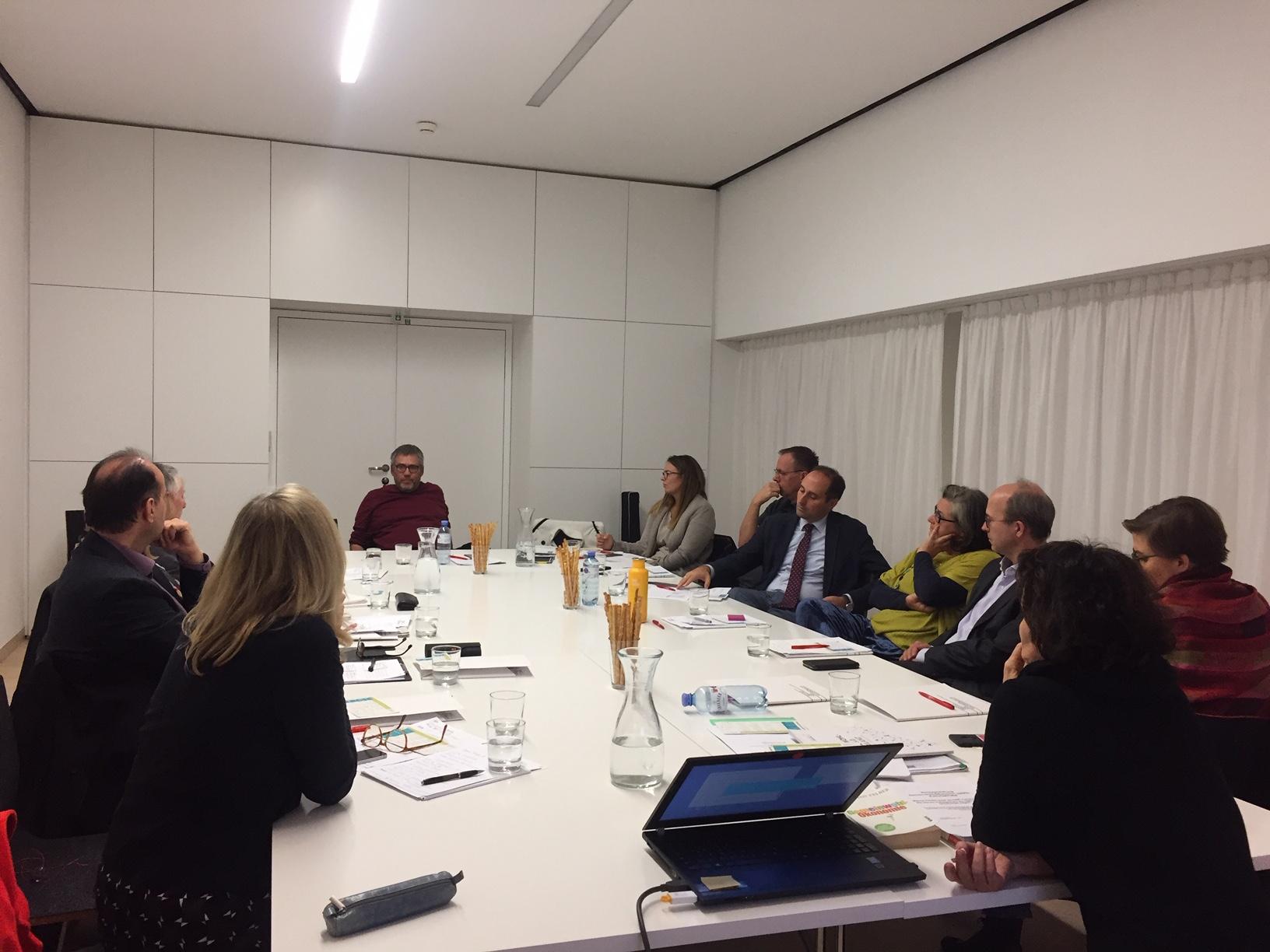 Round Table#2: Gemeinwohl-Ökonomie