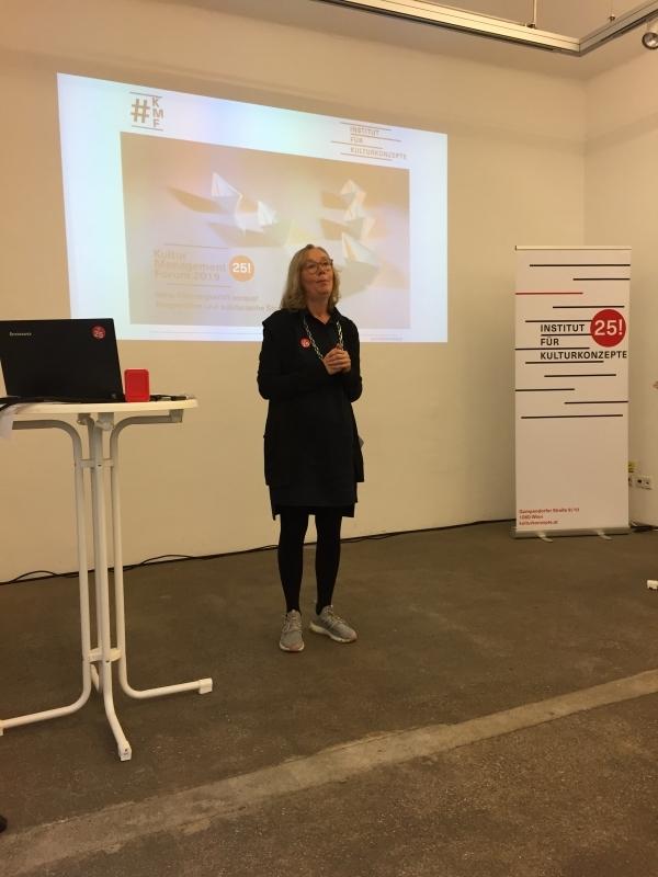 Karin Wolf KM Forum