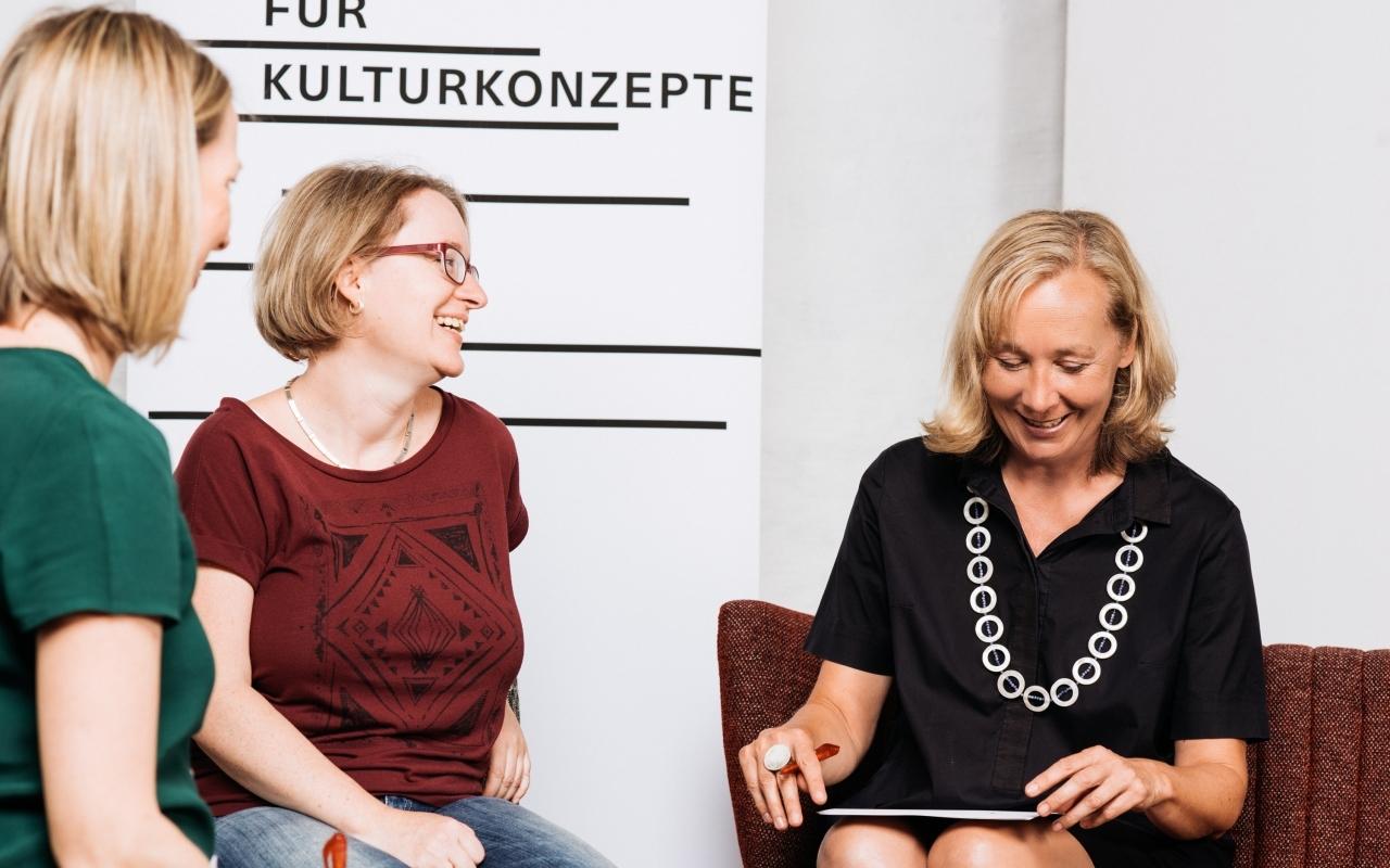 Team Institut für Kulturkonzepte, Foto: Marko Mestrovic
