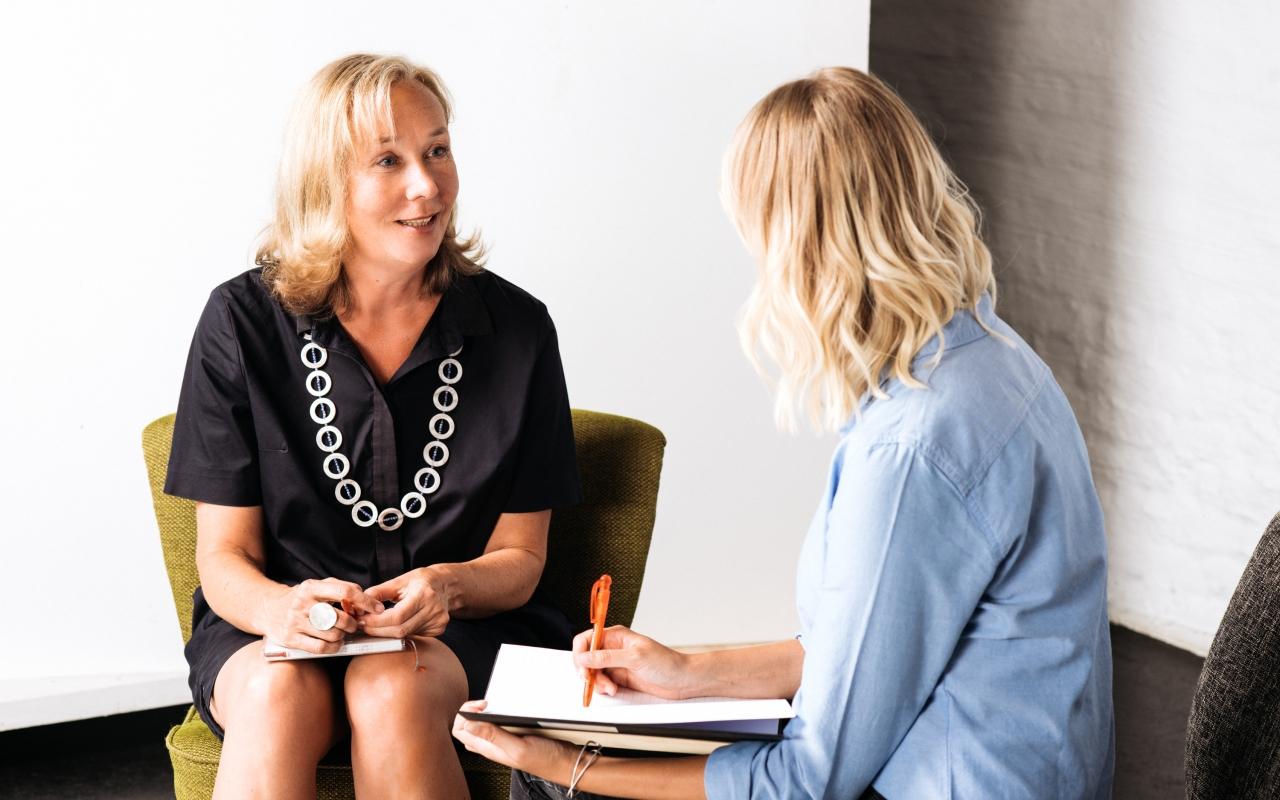 Coaching Karin Wolf Führungskräfte-Coaching