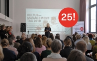 Karin Wolf Kulturmanagement Tag 2019