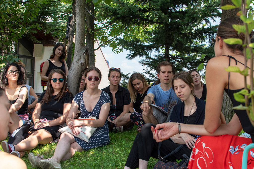 Exkursion Sommerakademie Kulturkonzepte