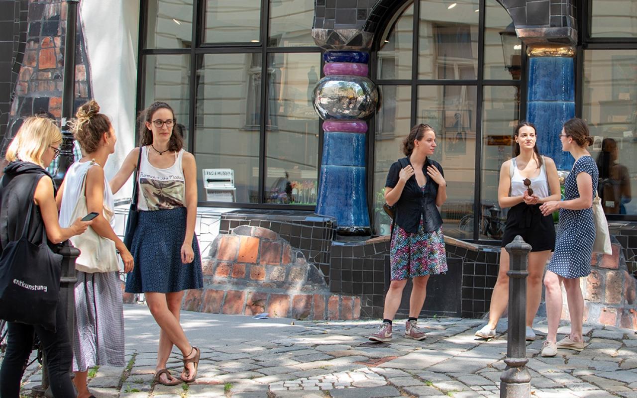 Sommerakademie für Kulturmanagement Kulturkonzepte