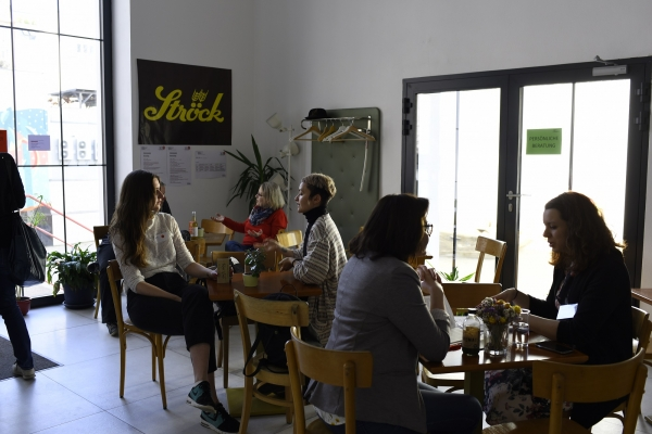 Café Markhof Kulturmanagement Tag 2019