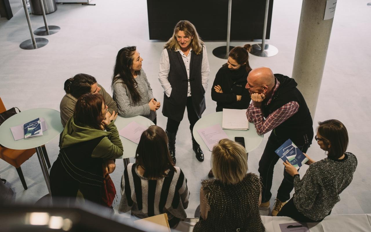 Schulungen der neue Kulturbetrieb Kulturkonzepte