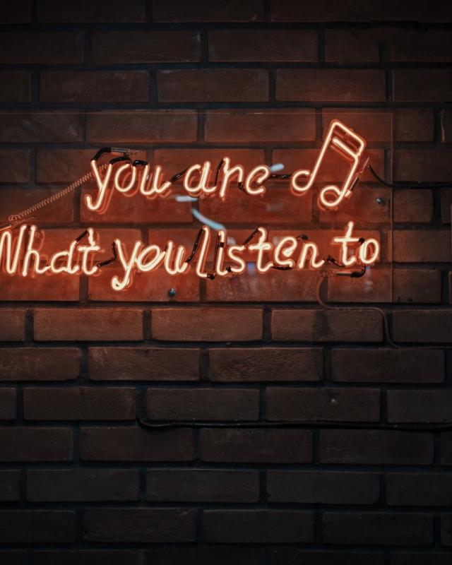 zuhören
